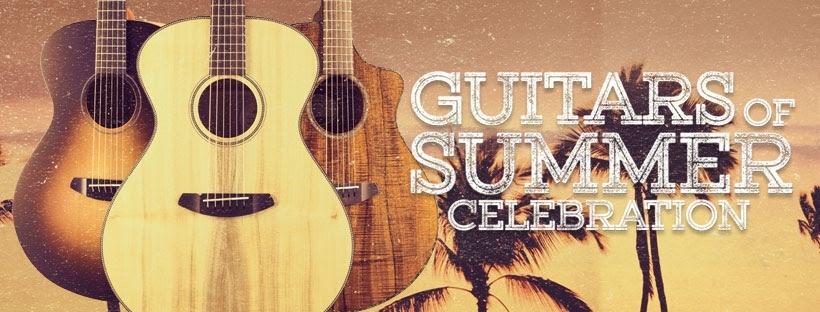 Breedlove Guitars of Summer