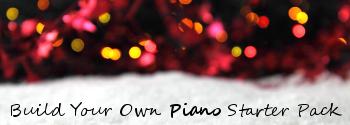 Piano Bundle Builder